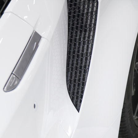 Close-up van NSX