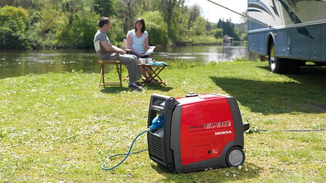 Overzicht Draagbare Generatoren Generatoren