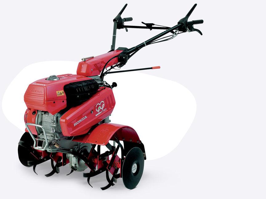 Tuin Omploegen Machine : Innovatie u tweewielige trekkers u tuinfrezen u tuin gazon u honda