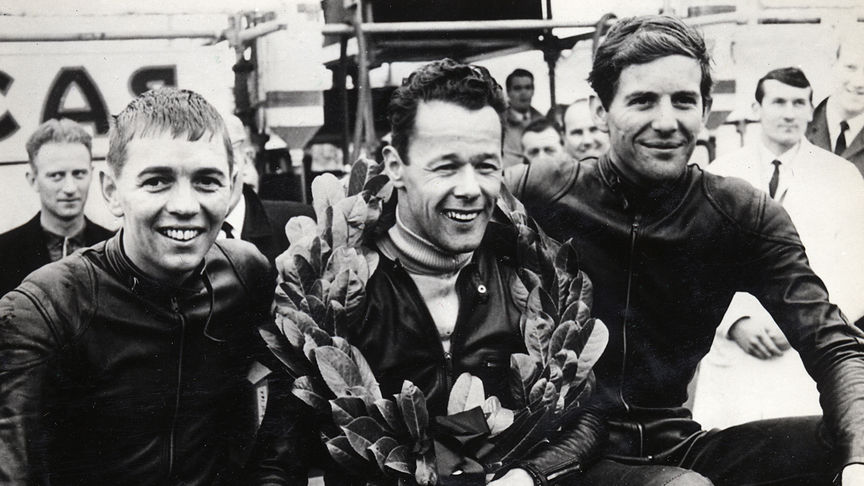 World GP-team in 1966.