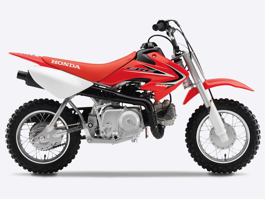 Honda Childrens Motorbike