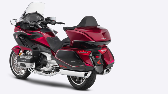 Honda Goldwing 2018 >> Overzicht Honda Gold Wing | Touring | Honda Motorfietsen
