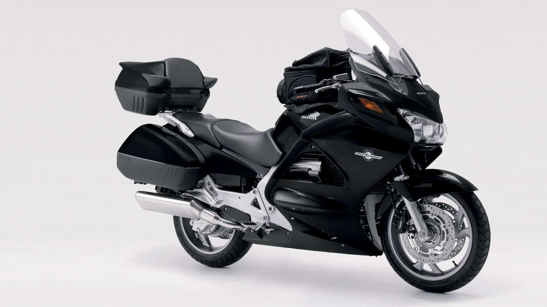 ... – Pan European – Tour – Aanbod – Motorfietsen – Honda