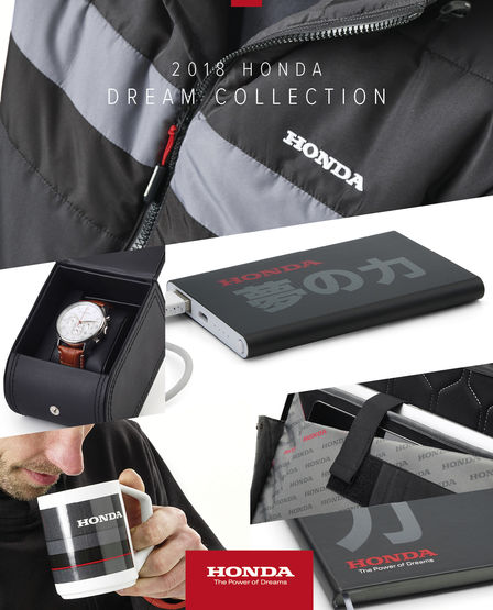Honda Dream Collection
