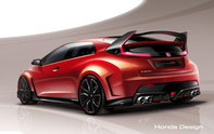 Honda Civic Type-R.
